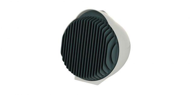Тепловентилятор керамический Zanussi
