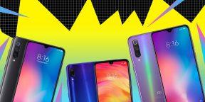 Гид по выбору смартфона Xiaomi