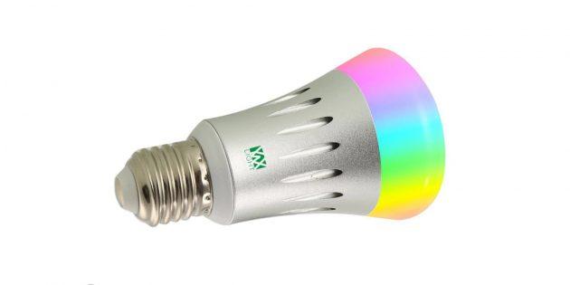 Ywxlight E27 Wi-Fi Multicolored Led Bulbs