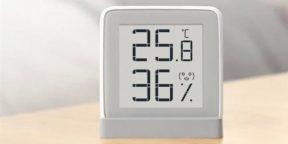 Штука дня: Digital Thermometer Hygrometer — новый гаджет от Xiaomi