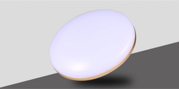 Плоская светодиодная лампа