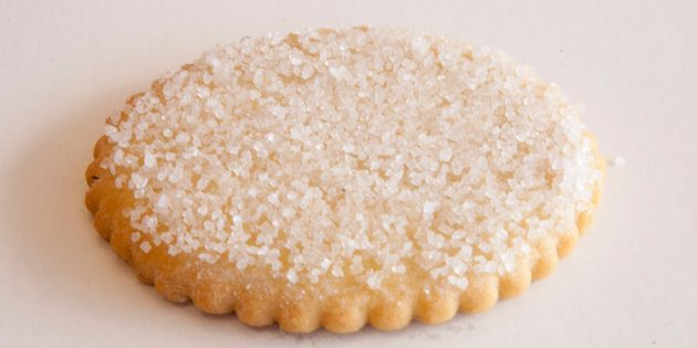 Рецепты печенья: Классическое сахарное печенье