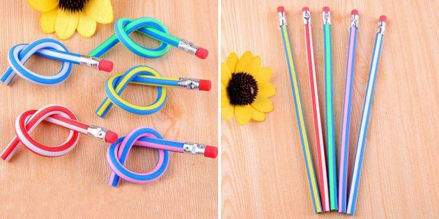 Гибкие карандаши