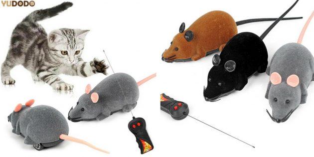 Радиоуправляемая мышь