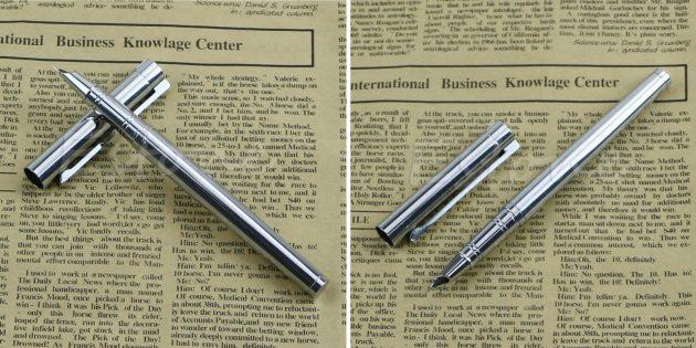 Крутые подарки на 23 Февраля: Перьевая ручка