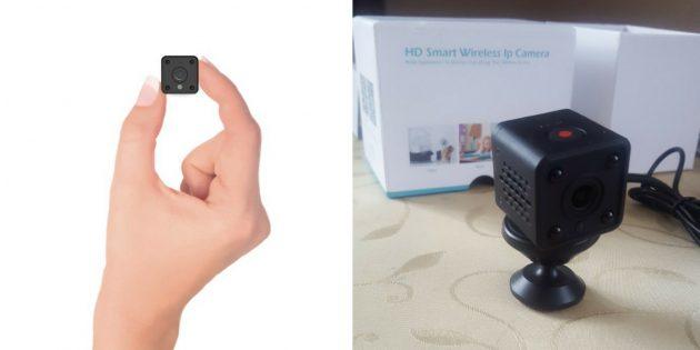 IP-камеры: Marlboze