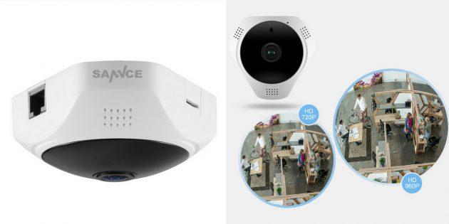 IP-камеры: SANNCE I31BC