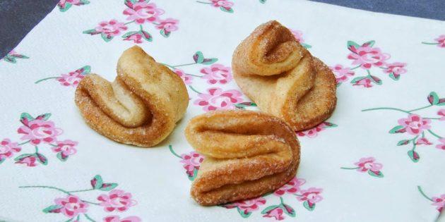 Рецепты вкусного печенья: Классическое творожное печенье