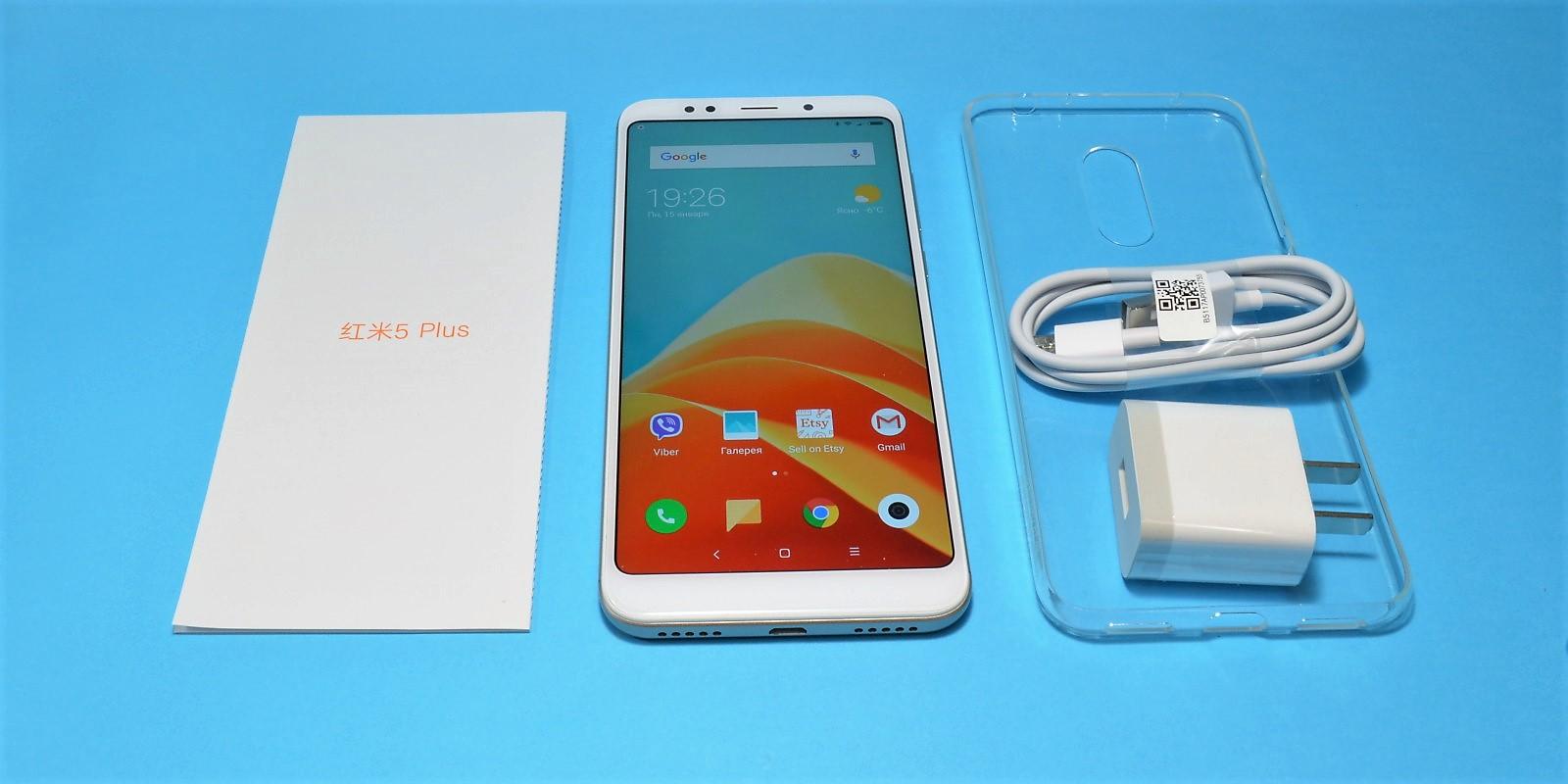 Обзор Xiaomi Redmi 5 Plus — лучшего бюджетного смартфона