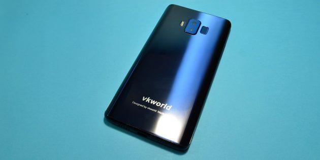 VKworld S8: задняя панель