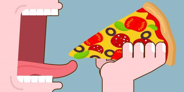 Действительно ли надо долго жевать пищу