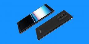 Обзор Maze Comet — недорогого смартфона со стильным дизайном и прочным корпусом