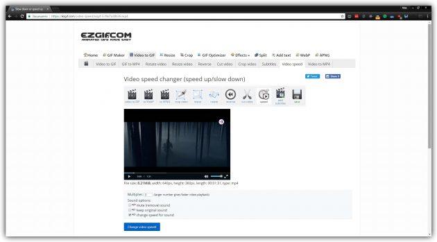 Как ускорить видео в популярных проигрывателях и редакторах