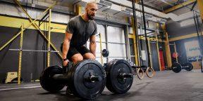 Почему тяжести в спортзале нужно не только поднимать, но и переносить