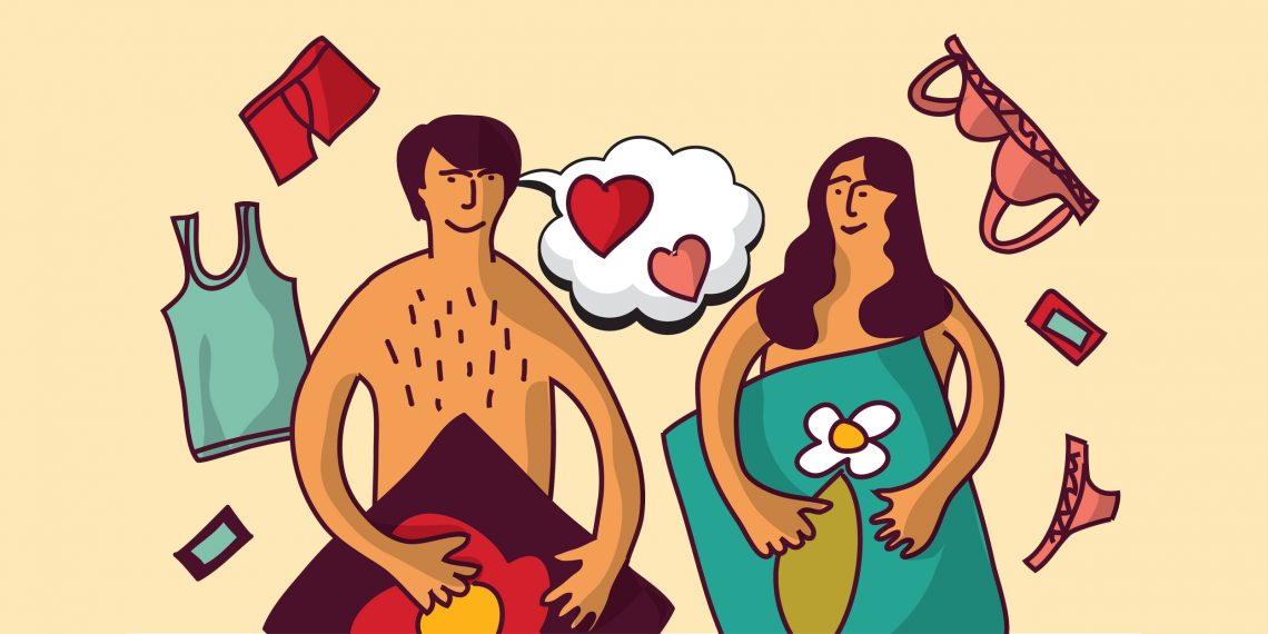 Секс мужчины и женщины обзор