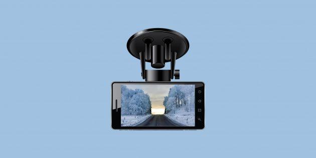Как превратить смартфон в видеорегистратор