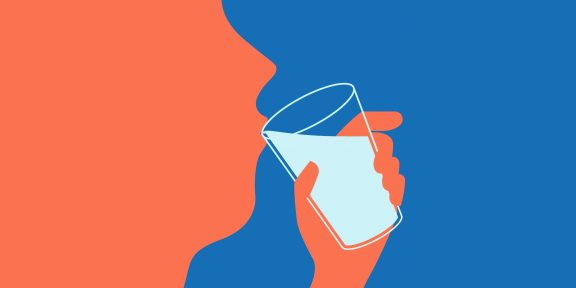 Когда можно пить: до, во время или после еды