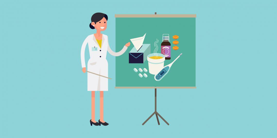 с чего начать обследование если простуды частые гинекология и желудок