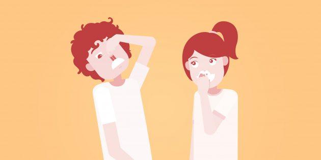 Что делать, когда течёт кровь из носа