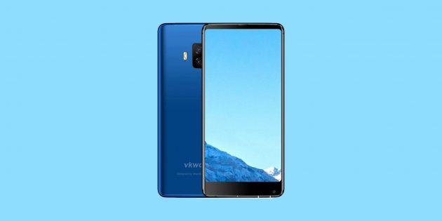 Обзор VKworld S8 — прочного смартфона в титановом корпусе