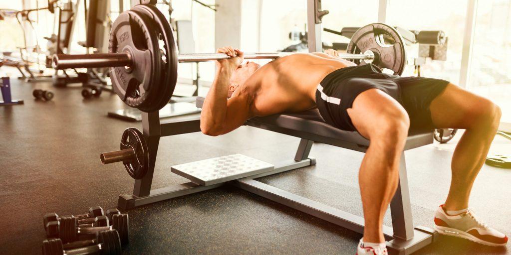 5 × 5 — оптимальная программа тренировок 3 раза в неделю
