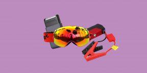 AliExpress для мужика: бритва Xiaomi, сумка для рыбалки и горнолыжная маска