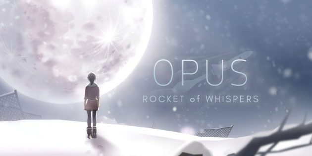 OPUS: Rocket of Whispers — меланхоличная история о жизни после смерти