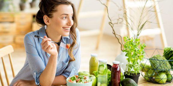 7 принципов интуитивного питания, которые помогут похудеть без диет