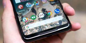 Rootless Pixel Launcher 3.0 — интерфейс Pixel 2 на любом Android-смартфоне