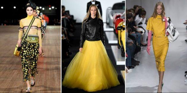 Модные цвета 2018 года: Meadowlark
