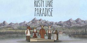Rusty Lake Paradise — мистическая головоломка с уникальным сюжетом