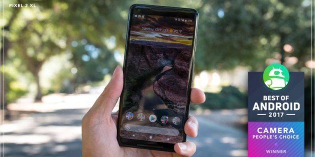 Android Authority: лучшая камера