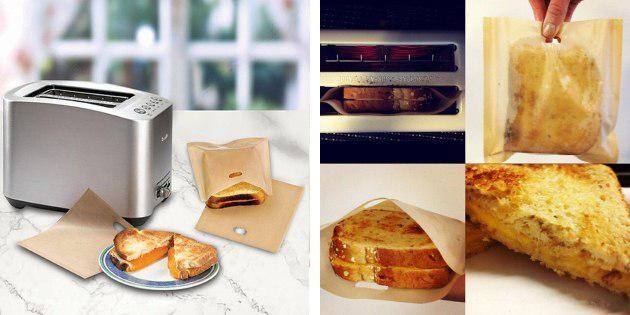 Конверты для тостов