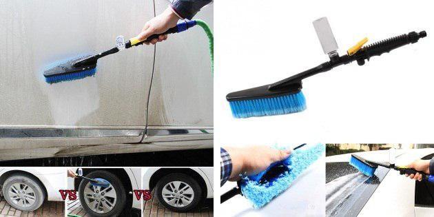 Щётка для мытья автомобиля