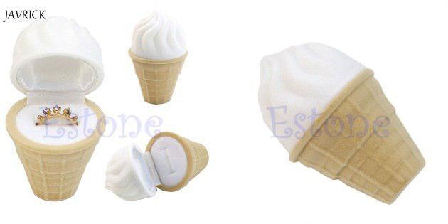 Шкатулка-мороженое