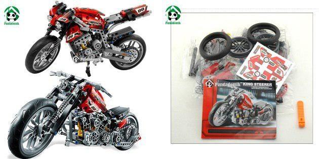 Мотоцикл для сборки