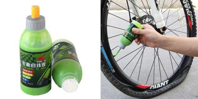 Жидкость для ремонта шин