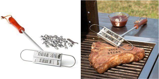 Клеймо для мяса