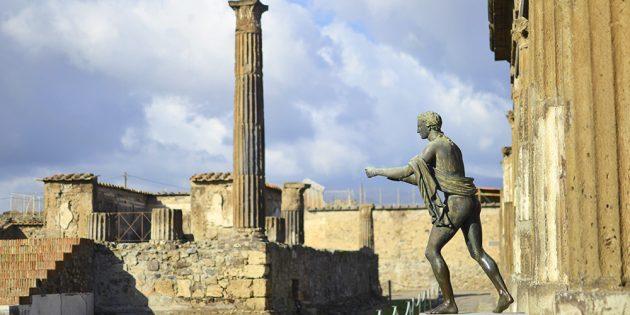 путешествие по Италии: музеи