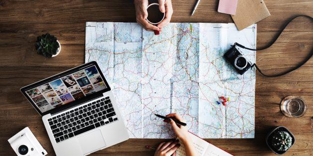 Сервис TravelTime Maps — поможет найти интересные места поблизости