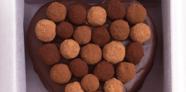 Рецепты на 14 февраля: Торт «Захер» с трюфелями