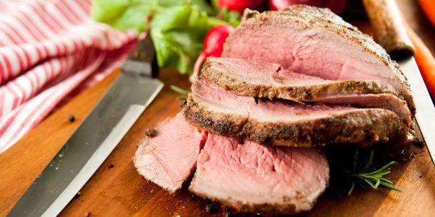 Запечённая говядина с овощами от Джейми Оливера: простой рецепт