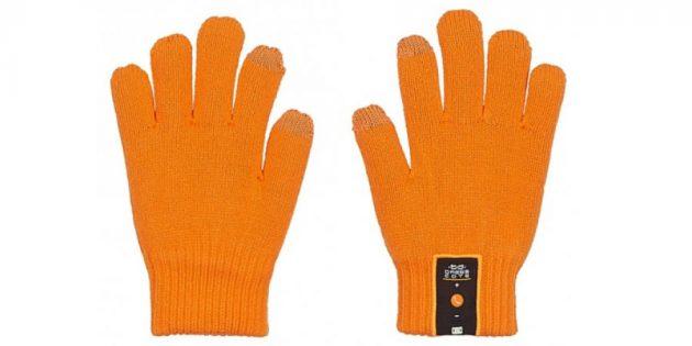 Перчатки-гарнитура Talkers