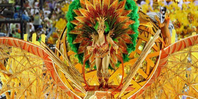 Куда поехать в феврале: Рио-де-Жанейро, Бразилия