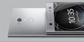 Sony представила 3 смартфона Xperia с обновлённым дизайном