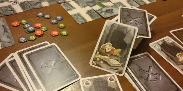 Настольные игры: «Гномы-вредители»