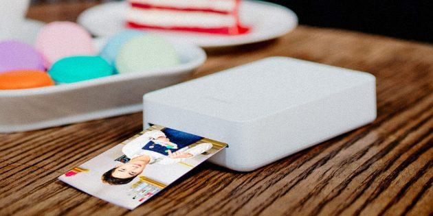 Штука дня: XPrint — карманный AR-фотопринтер от Xiaomi