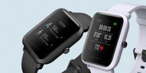 Штука дня: Amazfit Bip — аналог Pebble от Xiaomi с автономностью 45 дней