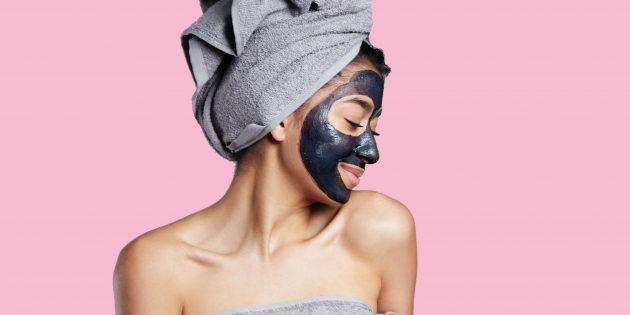 Чёрные маски работают! 14 домашних и магазинных средств для чистой кожи
