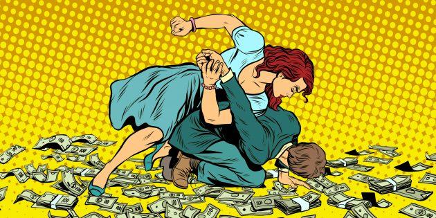 Как не ругаться из-за денег в семье и жить так, чтобы на всё хватало